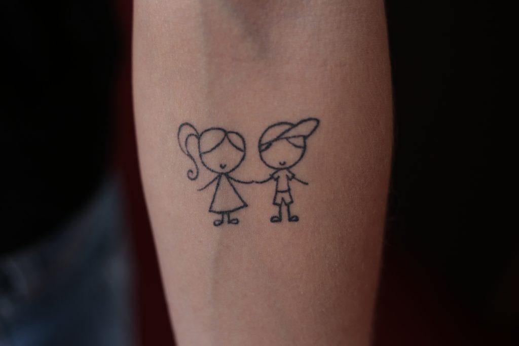 Tetovanie deti tetovanie